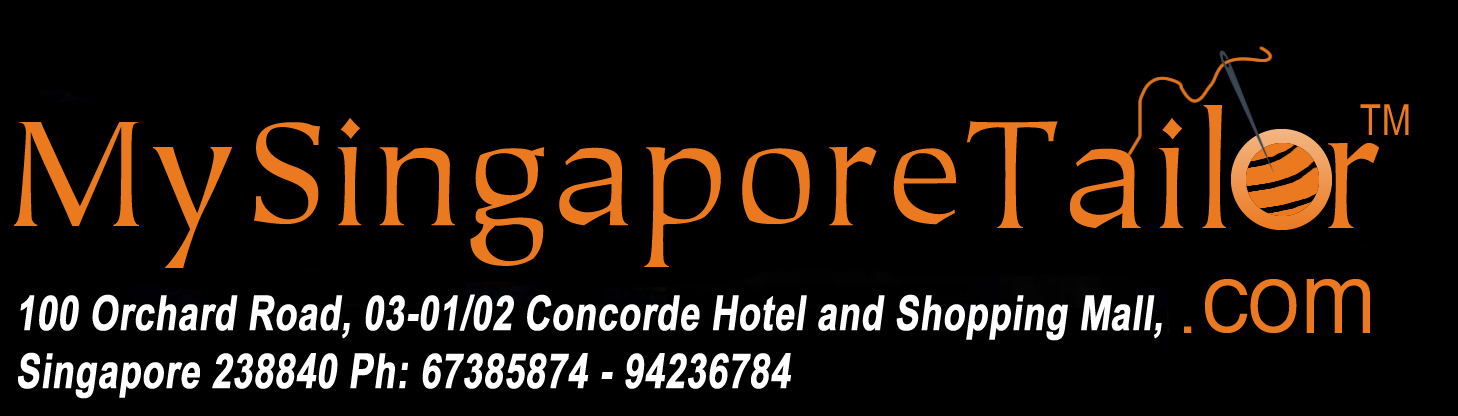 My Singapore Tailor .com Custom Tailors