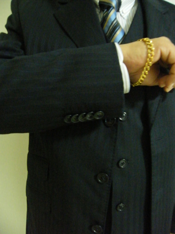 Jackets Sleeve - My Singapore Tailor .com