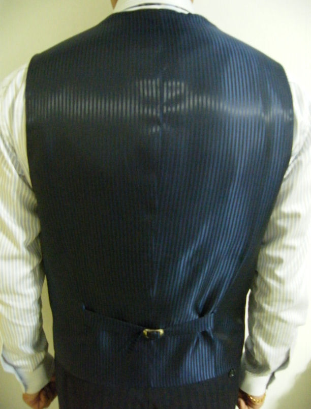 TAILOR - SB 3 Buttons Suit with V-Vest 3
