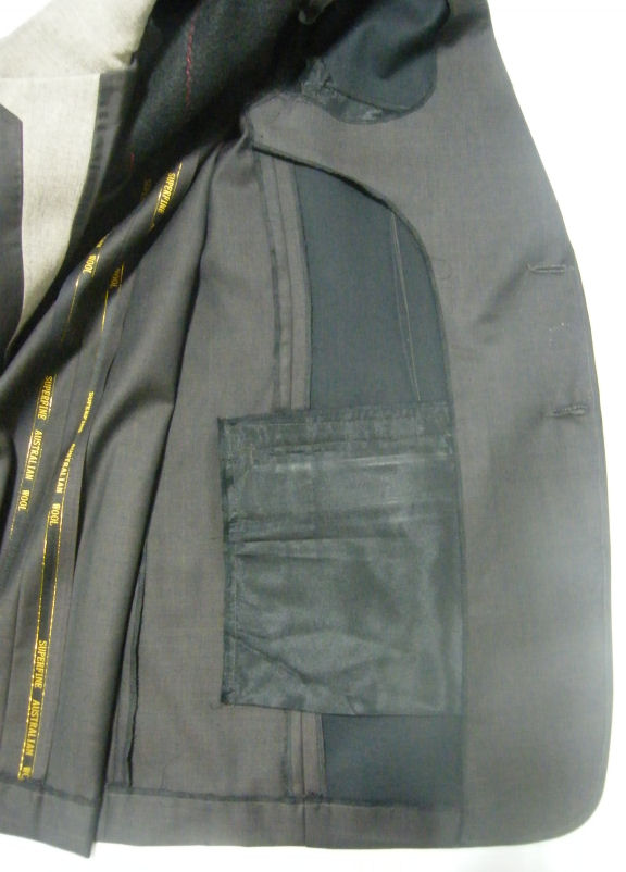 Jacket Finishing - My Singapore Tailor .com