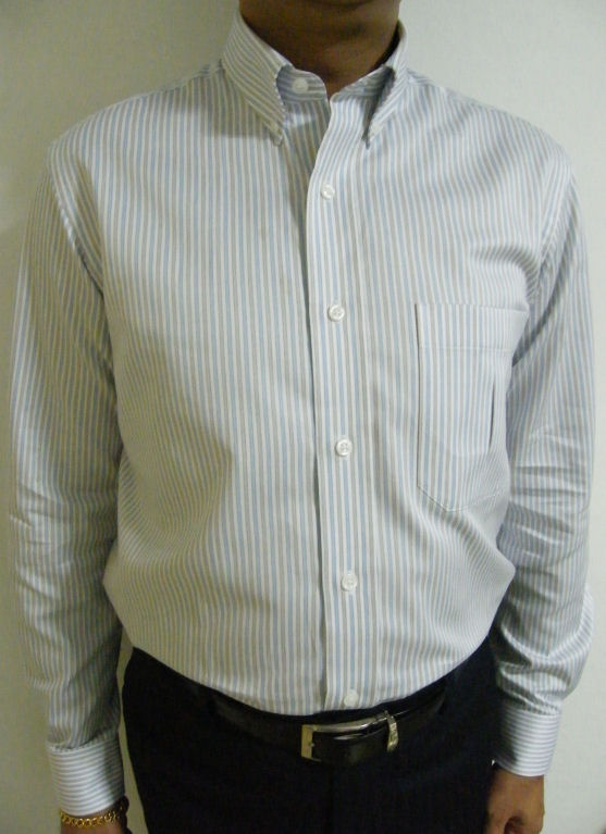 Custom Shirts - My Singapore Tailor .com