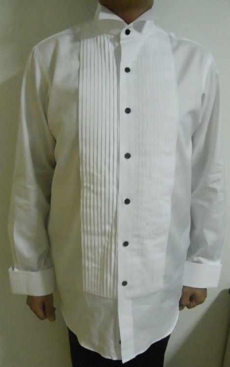 Tuxedo Shirts - My Singapore Tailor .com