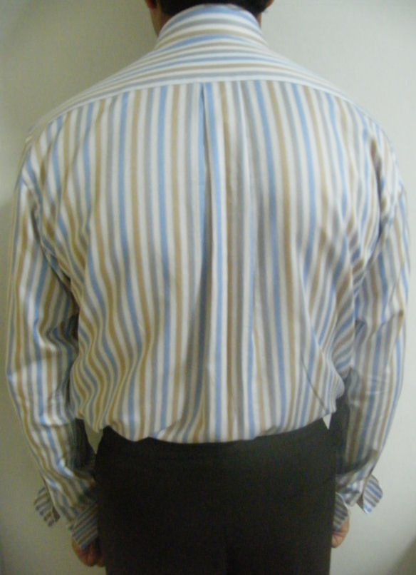 Business Shirt - My Singapore Tailor .com