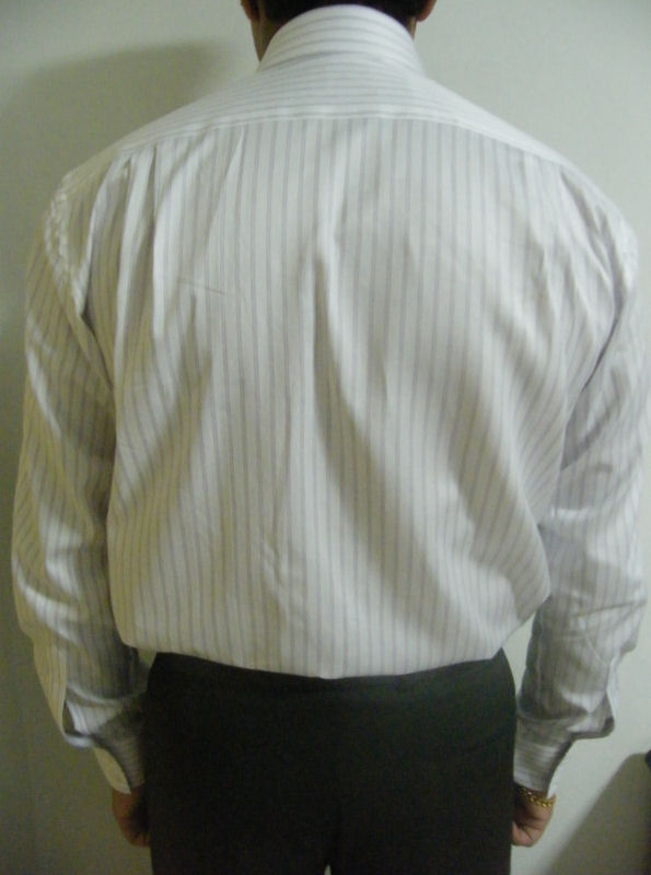 Shirt - My Singapore Tailor .com