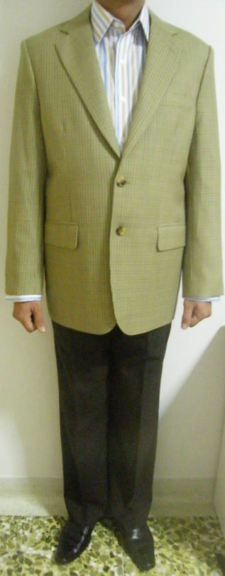 Jacket Tailoring - My Singapore Tailor .com