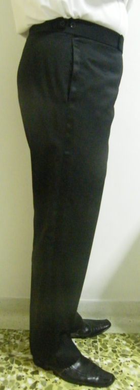 Tuxedo Pants - My Singapore Tailor .com